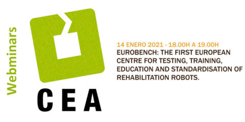 WEBINAR - EUROBENCH The first European Centre for testing training education and standardization of rehabilitation robots