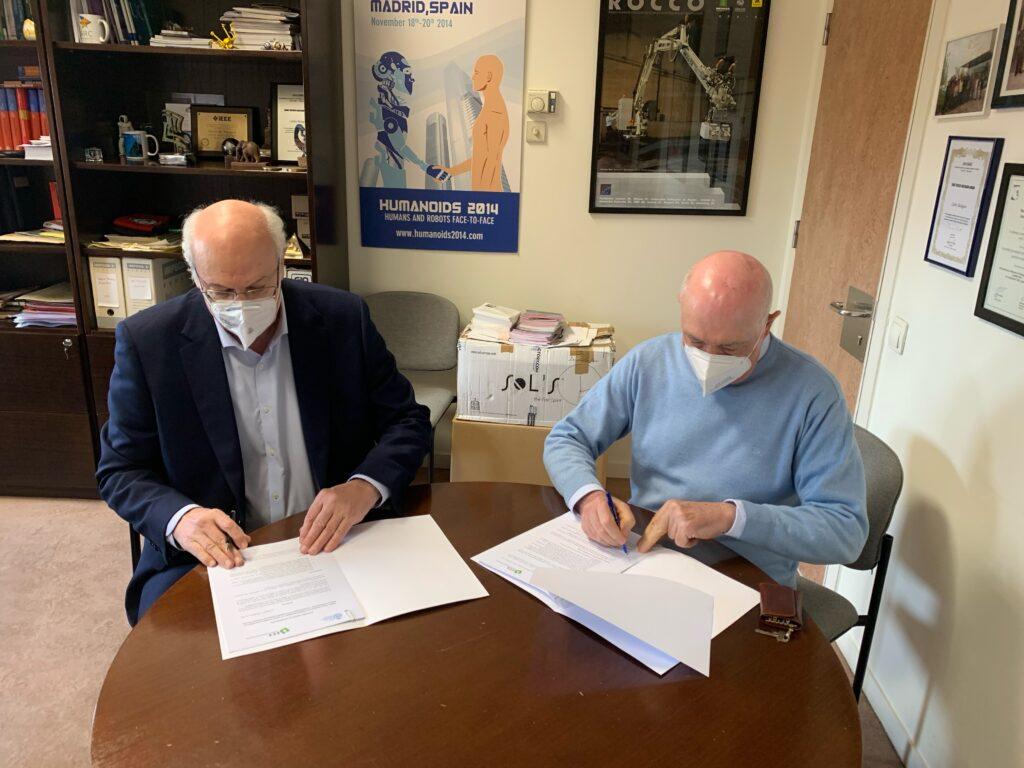 Alianza entre el Comité Español de Automática y la Real Sociedad Matemática Española