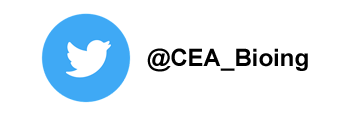 CEA_Bioing - Logo Twitter