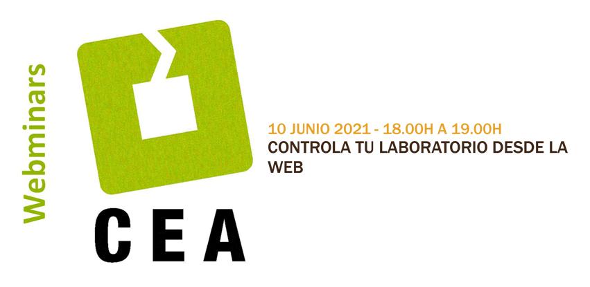 WEBINAR - Controla tu laboratorio desde la WEB