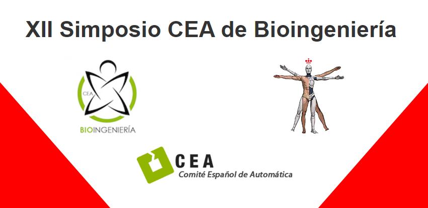 XII SImposio CEA de Bioingeniería